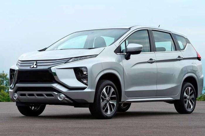 Mitsubishi Xpander – mẫu MPV đáng mong đợi sẽ về Việt Nam cuối năm 2018