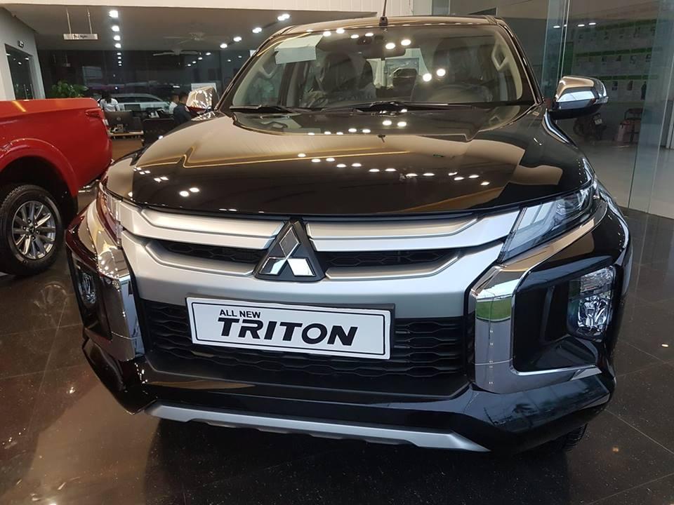 Đánh giá ngoại thất Mitsubishi Triton 2019